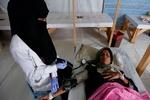 كشف أرقام كارثية عن الوضع الصحي في اليمن بسبب العدوان والحصار