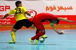 تلاش تیم هیئت فوتبال قم در ساوه برای سومین پیروزی