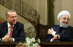روحانی- اردوغان