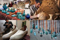 هنرمندان قم در آرزوی بازارچه دائمی صنایع دستی/ هنرهایی که دیده نمیشود