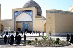 افتتاح بزرگترین مسجد دانشگاهی کشور در دانشگاه شاهد