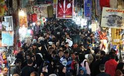 Tehran population