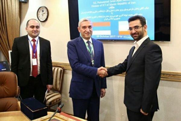 ایران و ارمنستان ترانزیت اینترنت ترکمنستان را فراهم می کنند,