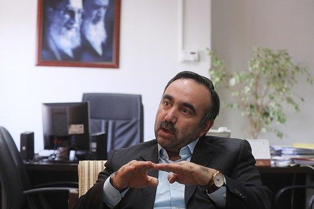 علی شجاعان رئیس مرکز توسعه دولت الکترونیک  - کراپشده