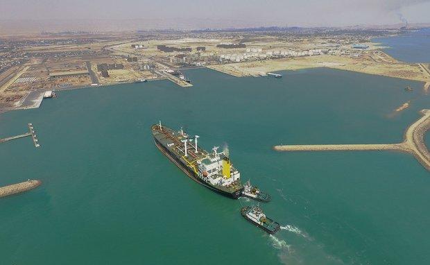 """""""Fars Körfezi"""" limanının faaliyetlerinde büyük artış"""