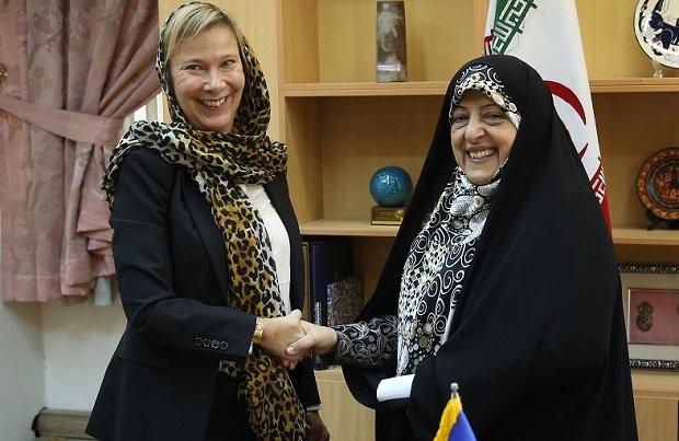 پاسخ معاونت امور زنان به شبهات در مورد همکاریهای مشترک با سوئد