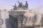 فلم/ شامی فوج کی دیر الزور کے مشرق میں پیشقدمی جاری