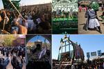 محرم در میان اقوام ایرانی؛ تعزیه با نذر عزاداران ۵۰۰ ساله شد
