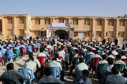 زنگ حماسه و ایثار در آموزشگاه شهید اربابی آران و بیدگل نواخته شد