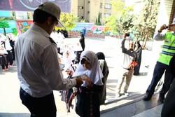 ۶۰۰۰ همیار پلیس در مدارس شمال تهران تحت آموزش قرار گرفتند
