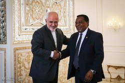 Tanzanya Dışişleri Bakanı'nın İranlı mevkidaşıyla görüşmesi