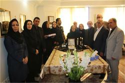 اهدای داوطلبانه جسد خیر نیکوکار به دانشگاه علوم پزشکی آزاد اسلامی