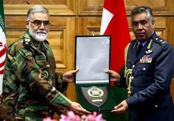 Foreign forces not needed in the region: commander
