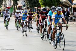 دراج استرالي يفوز بالمرحلة الاخيرة من سباق ايران - اذربيجان الدولي