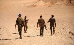 نیروهای ارتش سوریه از سمت جنوب به مرزهای اداری دیرالزور رسیدند