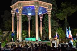 إيران تحيي ذكرى الشاعر حافظ الشيرازي في احتفاليته السنوية /صور