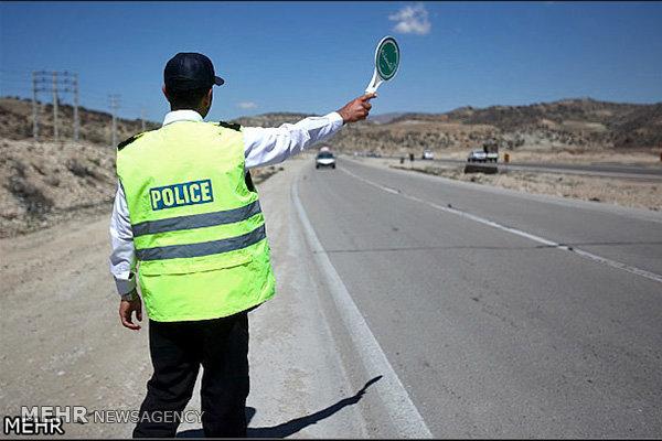 رئیس پلیسراه یزد: هیچ مماشاتی با متخلفین رانندگی نخواهد شد