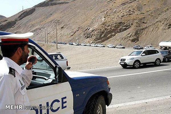 تردد در محورهای استان سمنان روان است/ شرایط جوی مناسب در راه ها