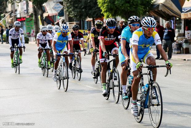 مسابقات دوچرخه سواری تور آذربایجان