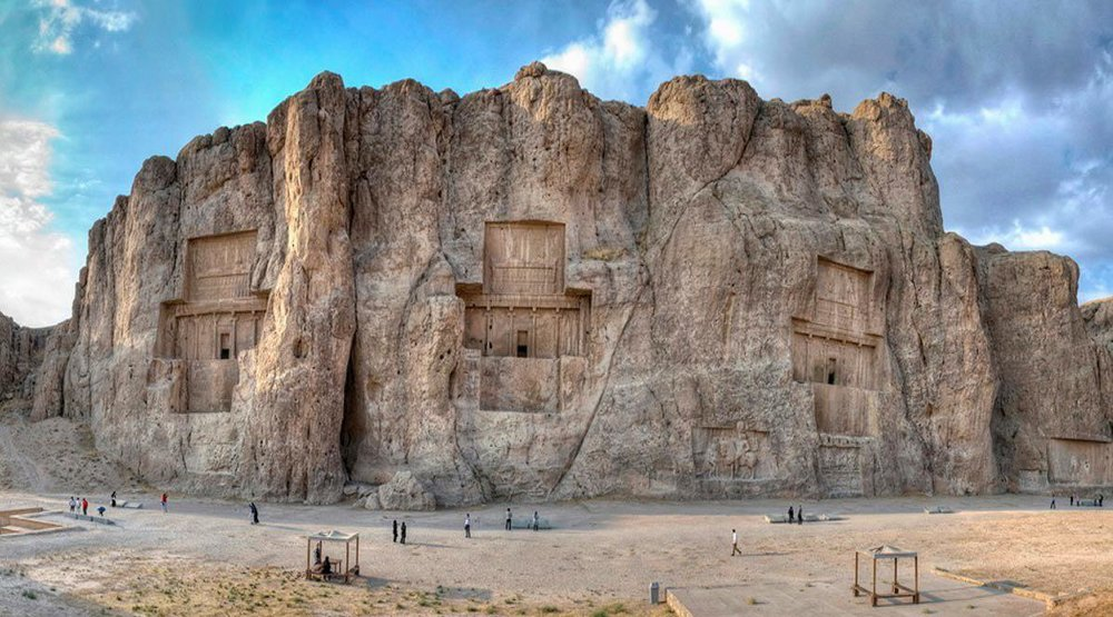 Naqsh-e Rostam: A must-see tourist hotspot in southern Iran