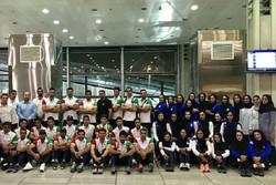 ۱۳ قایقران گیلانی به مسابقات قهرمانی آسیا در چین اعزام شدند