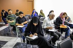 """کارگاه آموزشی """"ویرایش فایلهای خام در عکاسی"""" در یاسوج برگزار شد"""