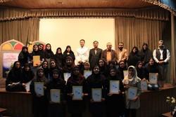 نفرات برگزیده جشنواره قصه گویی فارس