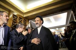 اقامة مجلس تأبين الرئيس العراقي الراحل جلال الطالباني بطهران / صور