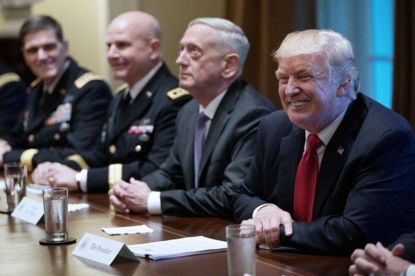البيت الأبيض: ترامب سيعلن غدا استراتيجية واشنطن تجاه إيران