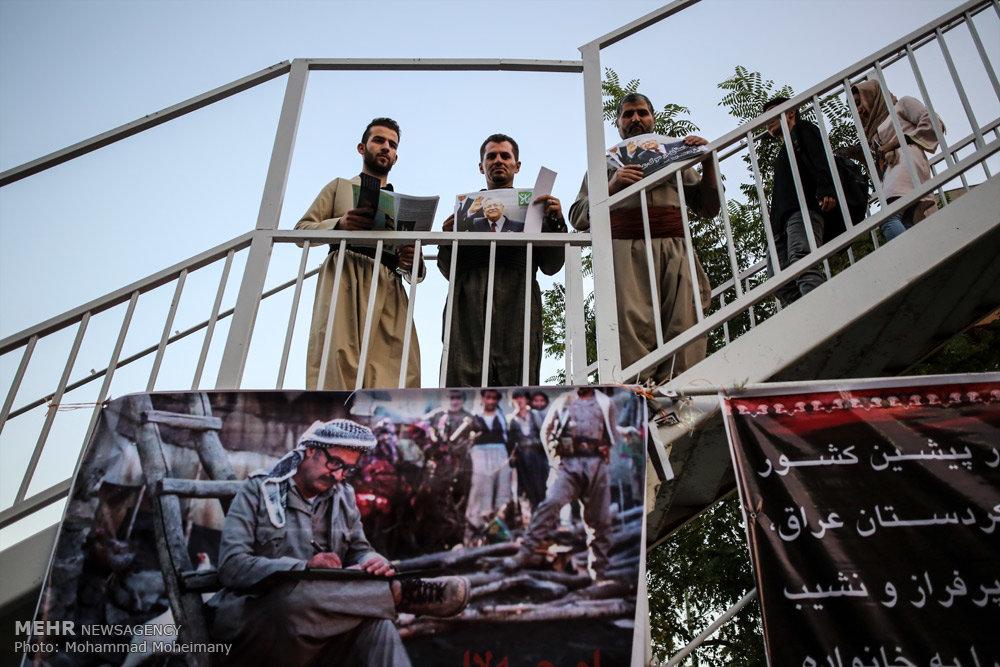 مراسم بزرگداشت جلال طالبانی