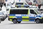 وقوع انفجار در یک مقر پلیس در سوئد