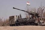 شامی فوج کی حمص کے اطراف میں دہشت گردوں کے خلاف کارروائی