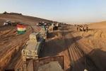 Peşmerge Kerkük-Erbil yolunda tampon bölgesi oluşturdu