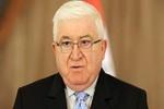 فواد معصوم: در بحران کشورهای عربی با ایران، عراق بی طرف است