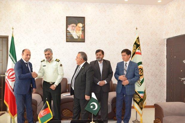 پلیس ایران و پاکستان