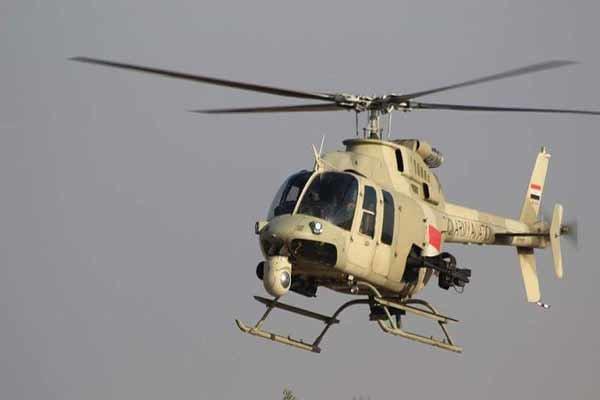 پرواز بالگردهای عراقی در جنوب کرکوک/عقب نشینی نیروهای پیشمرگه