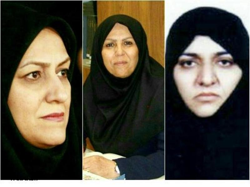 Iran's health minister appoints women to key posts