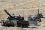 ارتش ترکیه اقدامات نظامی خود در شرق عفرین را آغاز کرد