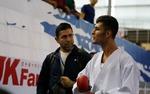 رضایت بهنام فر از شرایط جوانان در آستانه اعزام به اسپانیا