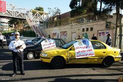 اجرای طرح برخورد با خودروهای دود زا در پایتخت