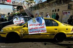 اعمال قانون ۱۸ هزار خودروی دودزا در پایتخت