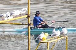 هانیه بیداد قایقران روئینگ ایران صاحب سهمیه المپیک