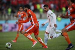 اردوی آمادگی تیم فوتبال سایپا در سرعین استارت خورد