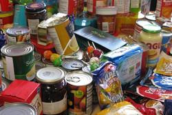 مواد غذایی قاچاق