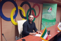 کمیل قاسمی: امیدوارم پیگیری کمیته ملی المپیک موثر باشد