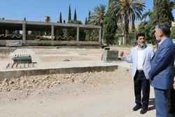 اختصاص اعتبار ویژه سفر رئیس جمهور برای تکمیل تالار مرکزی شیراز