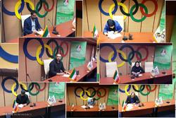 انتخابات کمیسیون ورزشکاران