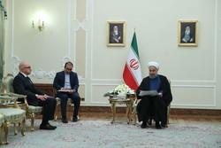 روحاني : الاتفاق النووي اثبت ان الحوار افضل سبيل لحل الخلافات الدولية