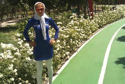اولین زن لژیونر دوچرخه سواری ایران را بشناسید