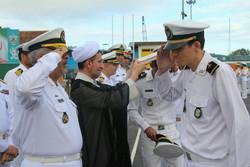 Iranian flotilla sets sail for Russia's Makhachkala